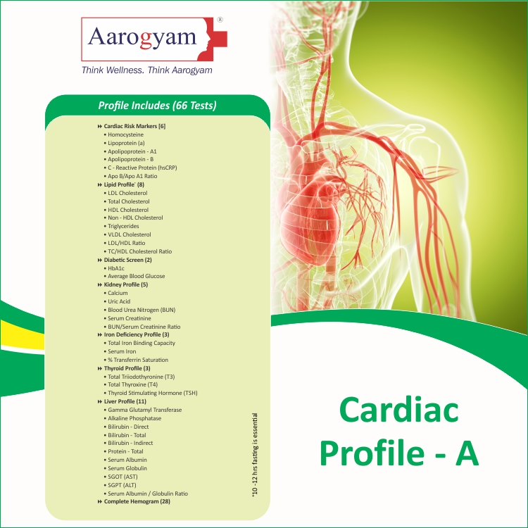 CARDIAC PROFILE- A