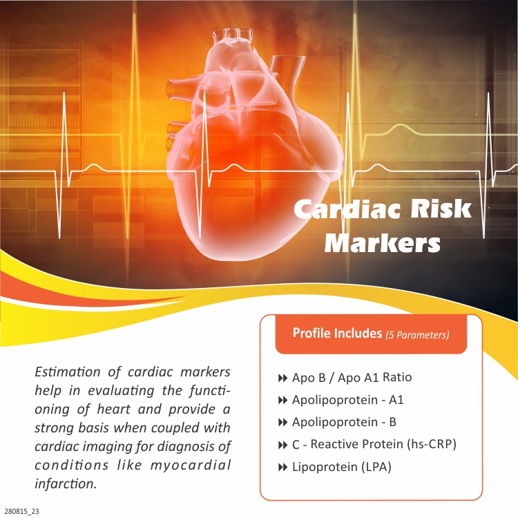 CARDIAC RISK MARKERS